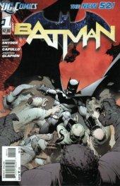 Batman #1 2nd Printing