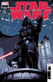 Star Wars #1 1:50 Vader Variant Cover by Mahmud Asrar