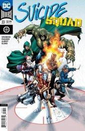 Suicide Squad #33 Variant Edition