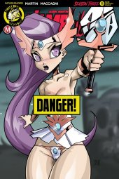 Vampblade: Season 3 #11 Cover F Mendoza Risque