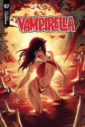 Vampirella #7 FOC Variant - Hetrick