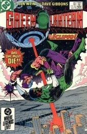 Green Lantern #186