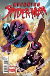Avenging Spider-Man #1 Ramos Variant