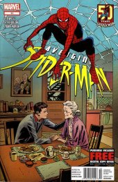 Avenging Spider-Man #11 Newsstand Edition