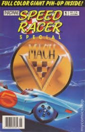Speed Racer #1 Speed Racer: Special Mach V