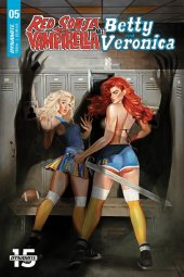 Red Sonja & Vampirella Meet Betty & Veronica #5