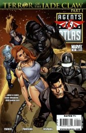 Agents of Atlas #9