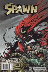 Spawn #134 Newsstand Edition