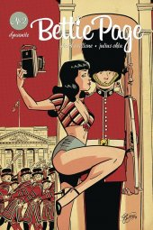 Bettie Page #2 Cover B Chantler