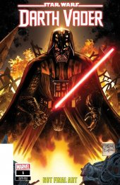 Star Wars: Darth Vader #1 1:50 Daniel Variant