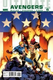 Ultimate Avengers #6