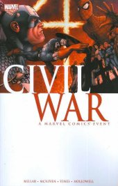 Civil War HC 2016 Printing