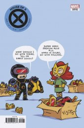 House of X #2 Skottie Young Variant