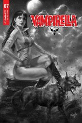 Vampirella #7 1:11 Incentive