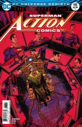 Action Comics #988 Variant Edition
