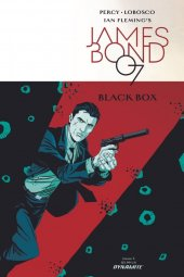 James Bond: Black Box #3 Cover C Lobosco