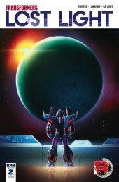 Transformers: Lost Light #2 RI Cover