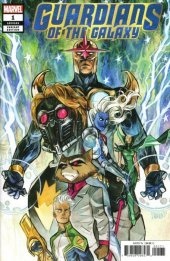 Guardians of the Galaxy #1 Ivan Shavrin Variant