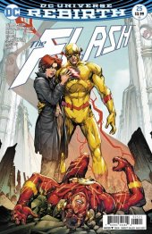 The Flash #25 Variant Edition