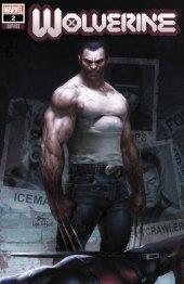 Wolverine #2 Inhyuk Lee Variant A