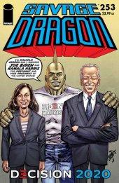 Savage Dragon #253 Cover B Larsen
