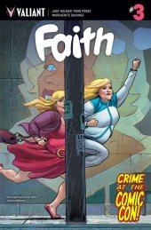 Faith #3 Cover C Gorham