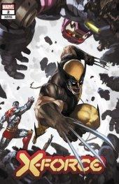 X-Force #2 Skan Srisuwan Variant A