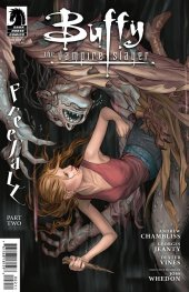 buffy the vampire slayer: season 9 #2