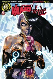 Vampblade: Season 3 #8 Cover C Mastajwood