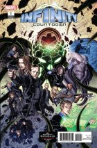 Infinity Countdown #1 Agents Of Shield Road To 100 Variant