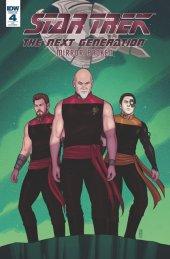 Star Trek: The Next Generation - Mirror Broken #4 1:10 Incentive Cover