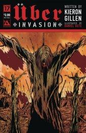 Uber Invasion #17 War Crimes Cover
