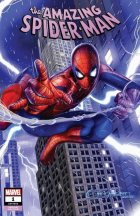 The Amazing Spider-Man #1 Greg Horn Variant A