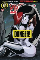 Danger Doll Squad Presents: Amalgama Lives #1 Cover F Mendoza Risque