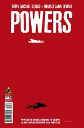 Powers #1 Mack Variant