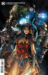 Justice League Dark #26 Card Stock Variant Cover