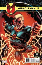 Miracleman #1 Wizard World Comic Con Portland Exclusive Variant