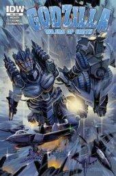 Godzilla: Rulers of Earth #22 Subscription Variant