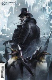 Batman #91 Card Stock Variant Edition