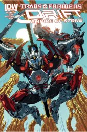 The Transformers: Drift - Empire of Stone #2 Subscription Variant
