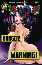Black Betty #8 Cover D Grace Risque