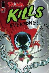 Spawn Kills Everyone! #1 JJ Kirby Variant