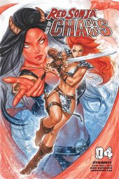 Red Sonja: Age of Chaos #6 FOC Variant - Chatzoudis