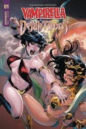 Vampirella / Dejah Thoris #1 Cover C Segovia