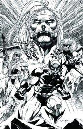 Wolverine #1 Scott Williams Virgin Sketch Variant Edition