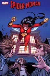 Spider-Woman #1 1:100 Hidden Gem Carmine Infantino Variant