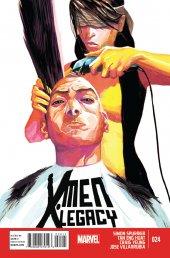 X-Men: Legacy #24