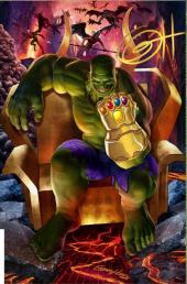 The Immortal Hulk #20 Virgin Variant
