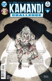 The Kamandi Challenge #9 Variant Edition
