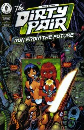 The Dirty Pair: Run From The Future #2